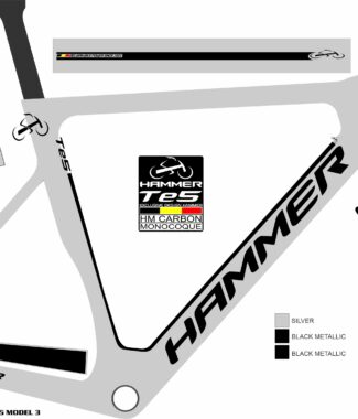 Hammer Te5 Team Edition - integrated disc